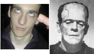 Puccini vs El Mounstrini de Frankensteini