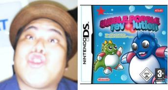 Tio Desconocido vs Bubble Bobble Revolution