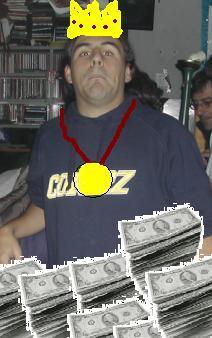 Ganador Torneo Parchis Foe 2005