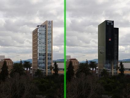 PS2 vs Edificio desconocido