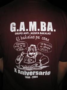 G.A.M.BA
