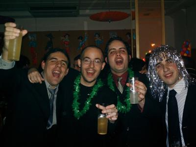 ¡Foeliz año 2007!