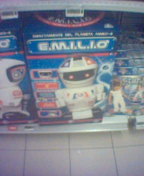El robot se llama Emilio! v1.02