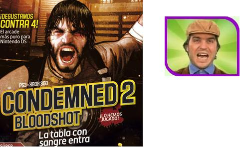 Condemned 2 vs Ernesto Sevilla