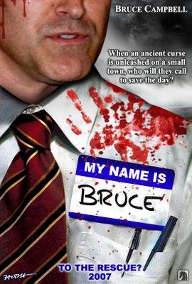 Mi nombre es Bruce.
